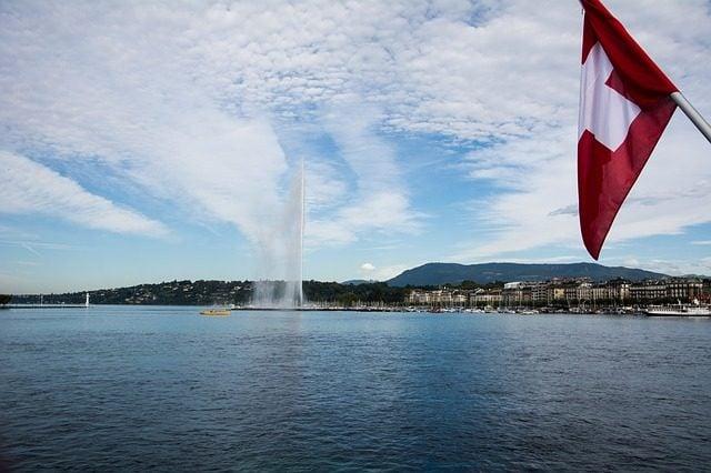 Lac de Geneve-Leman