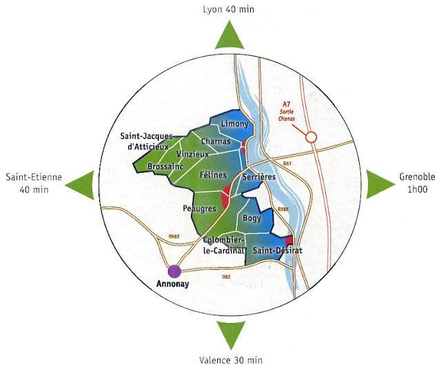 plan situation vivarhone