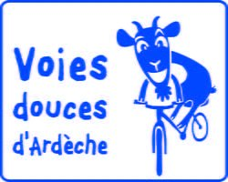 voies douces en ardeche