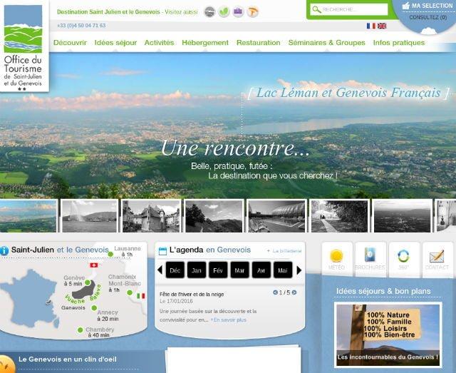 Communaut de communes du genevois on the rh ne - Office du tourisme saint julien en genevois ...