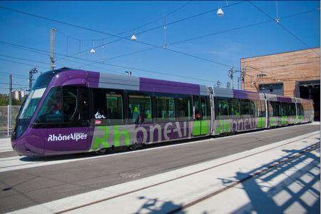 Trains SNCF, TER et bus