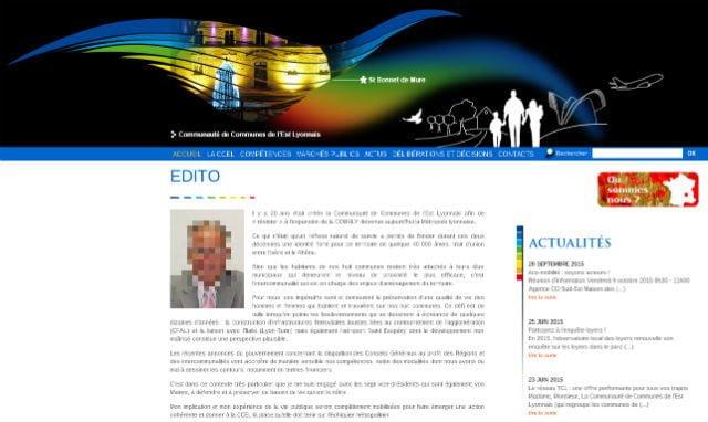 site web CCEL