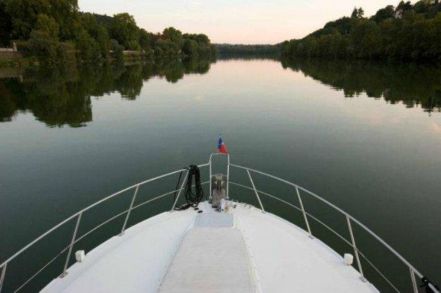 tourisme fluvial Rhone