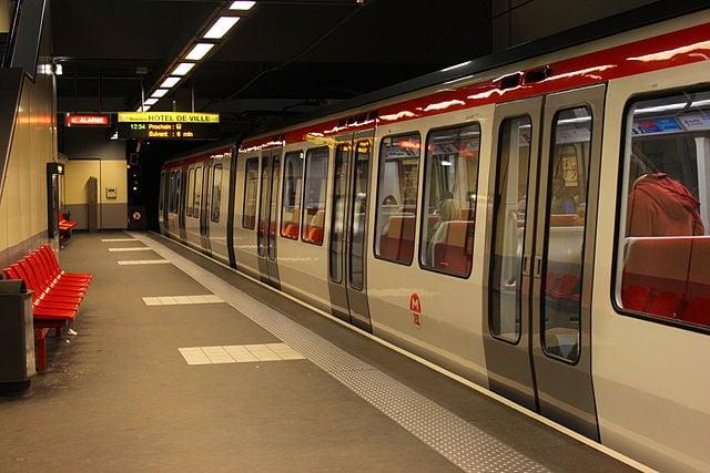 Metro de Lyon TCL