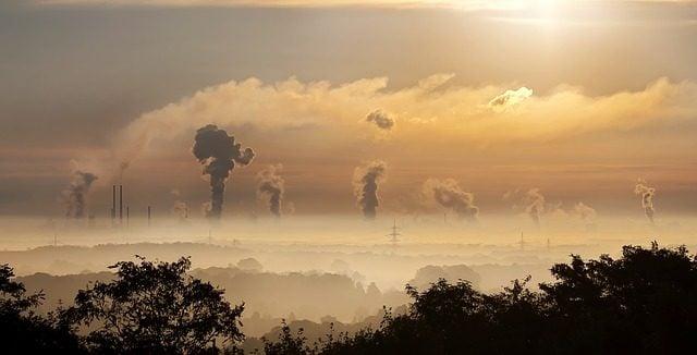 Pollution en vallée du Rhône