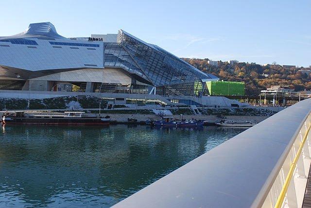 Musée des Confluences (Photo Wikimédia)