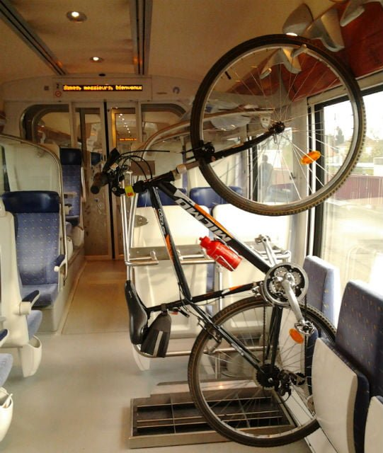 Train vélo et TER [photo wikipedia]