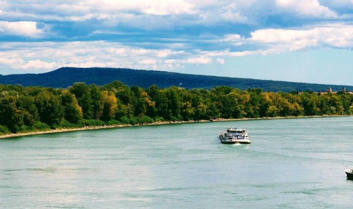 Navigation fluviale, fleuve Rhône