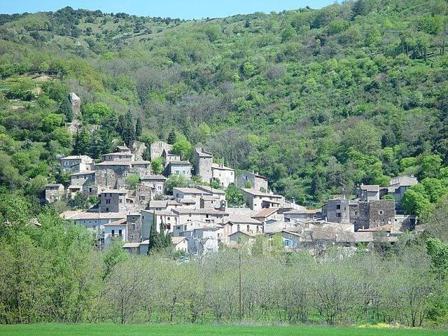 ViaRhona de Valence au Pouzin : Beauchastel [Photo Jacques Forêt]