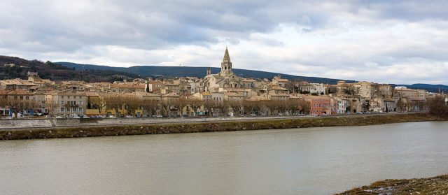 Bourg-Saint-Andéol en Ardèche