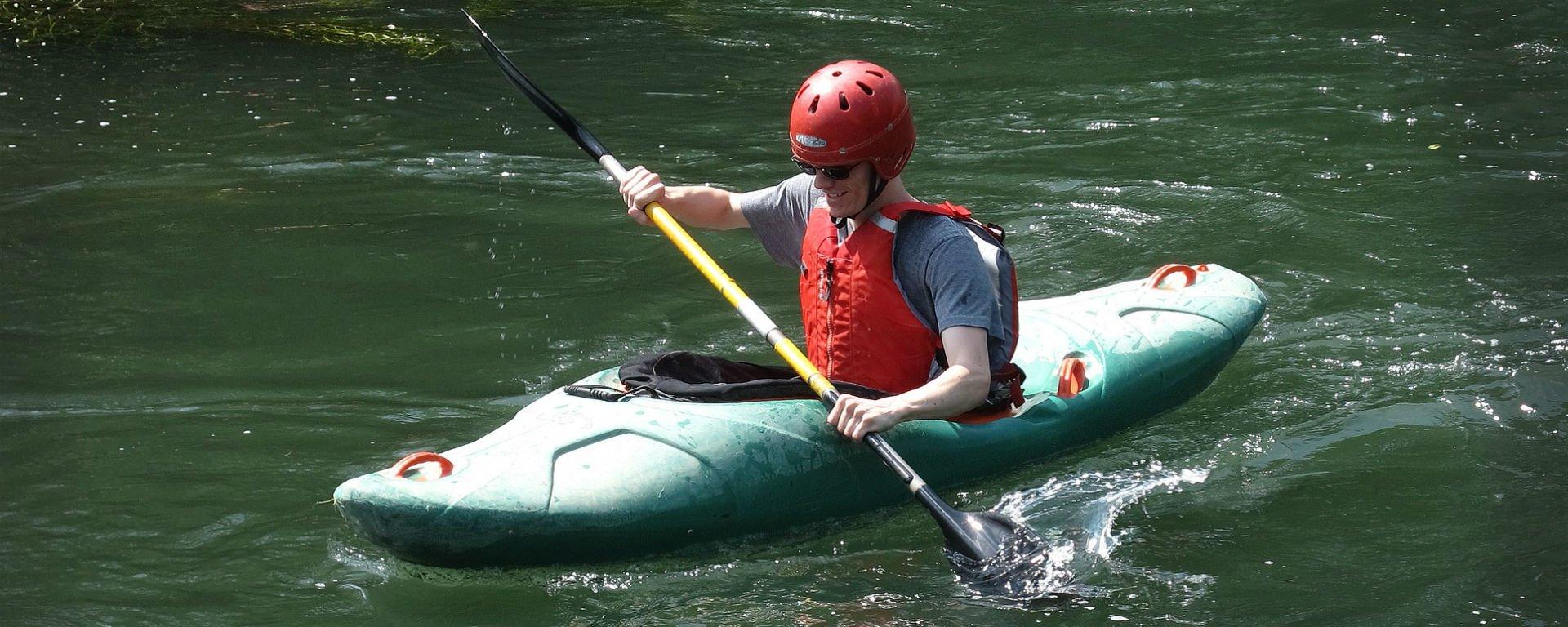kayak fleuve rhone