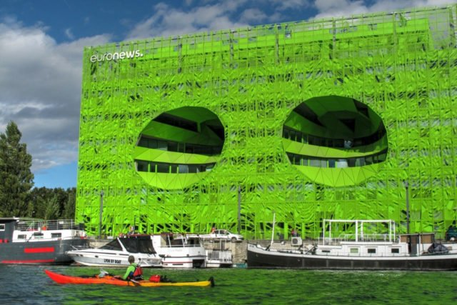 De Genève à la Méditerranée en kayak : Lyon et confluence avec la Saône