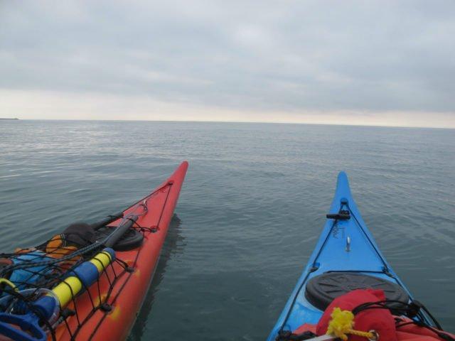De Genève à la Méditerranée en kayak : La mer !