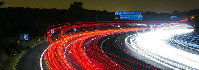 Trafic autoroutes