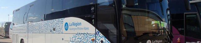 Bus et cars en vallée du Rhône