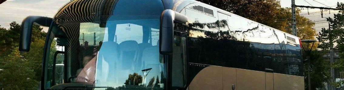 Bus, cars en vallée du Rhône