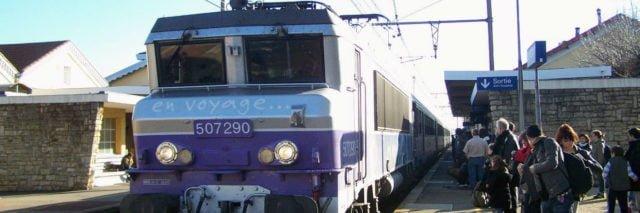Trains TER SNCF ligne régionale
