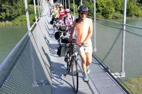 Transports en Provence-Alpes-Côte-d'Azur : Véloroute, voie verte