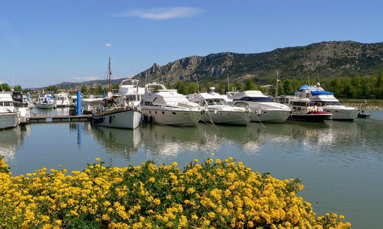 Port de l'épervière, Valence