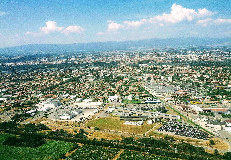 Valence, commune de la Drôme