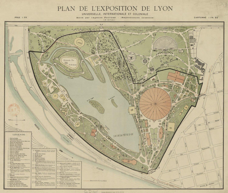 Exposition universelle de Lyon, 1894
