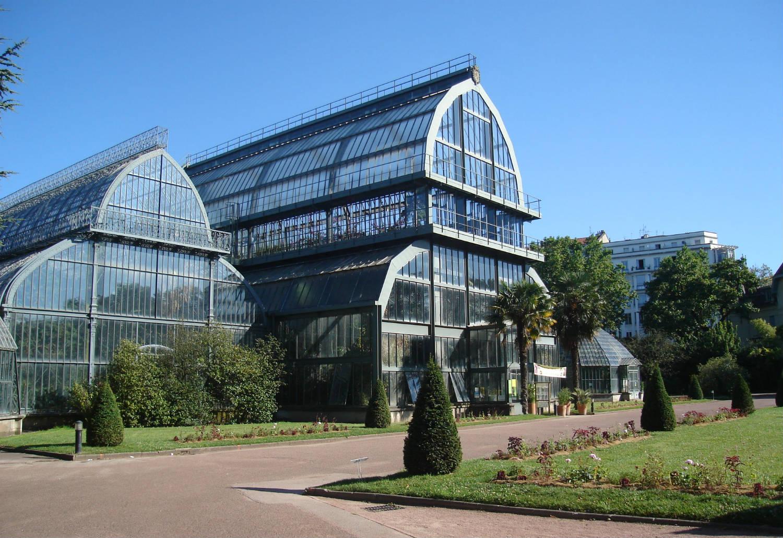 Serres du parc de la tête d'or, Lyon