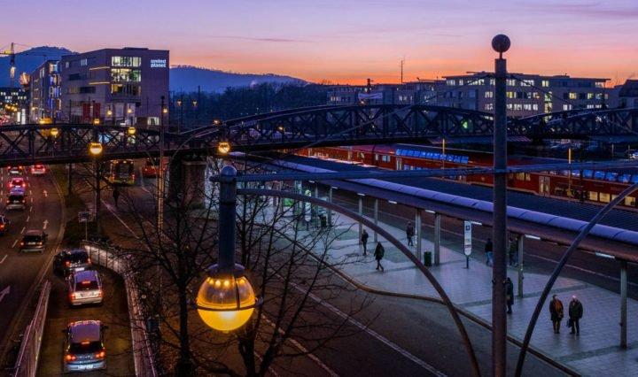 Transports multimodales en vallée du Rhône