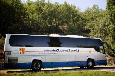 bus car paca