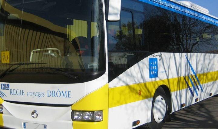 bus drome region auvergne rhone alpes
