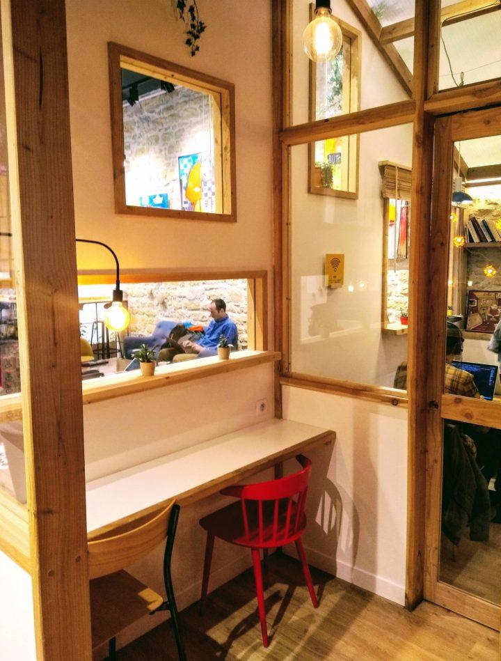 Anticafé Lyon chalet