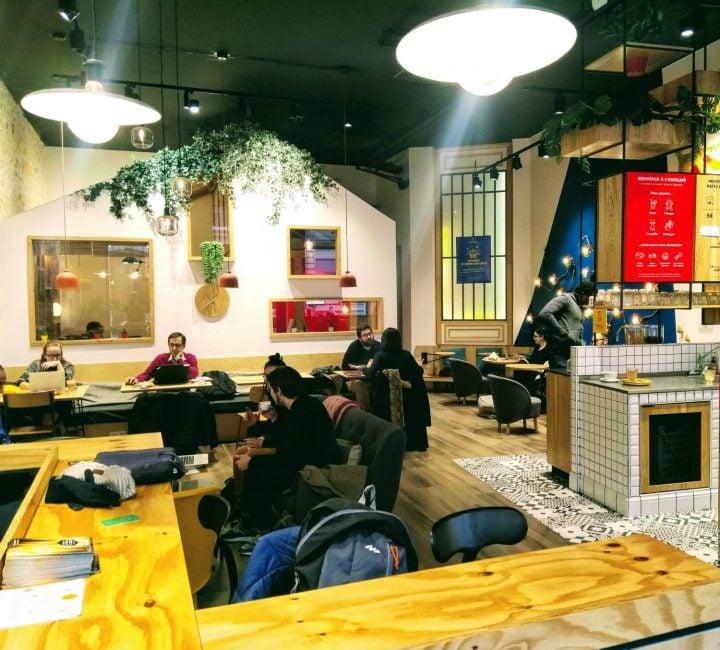 Anticafé Lyon coworking