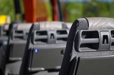 Bus de ville, bus urbain dans la Loire