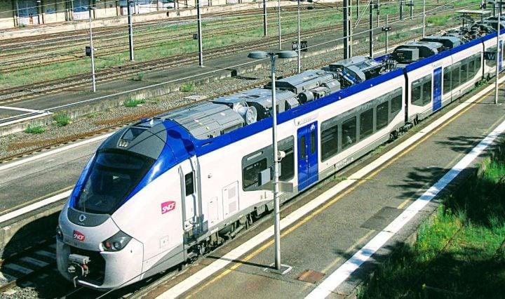 TER SNCF Auvergne-Rhône-Alpes