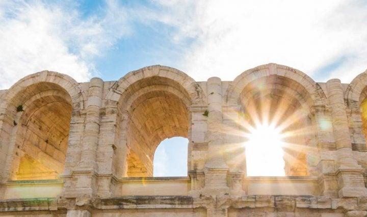 Arles, vestiges romains et archéologie