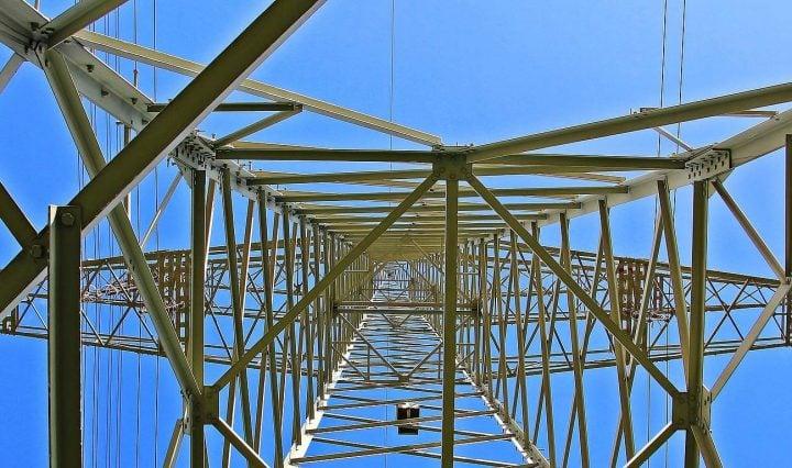 Electricité, énergie en vallée du Rhône