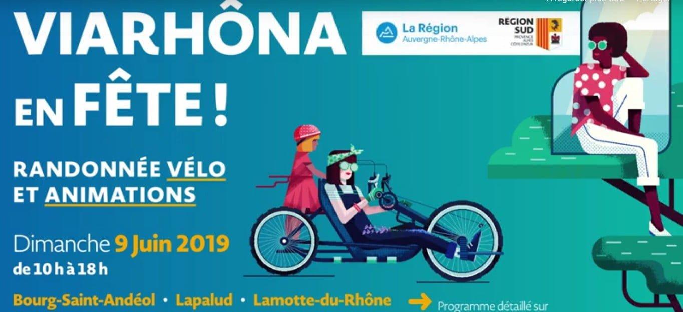 ViaRhôna en fête 2019